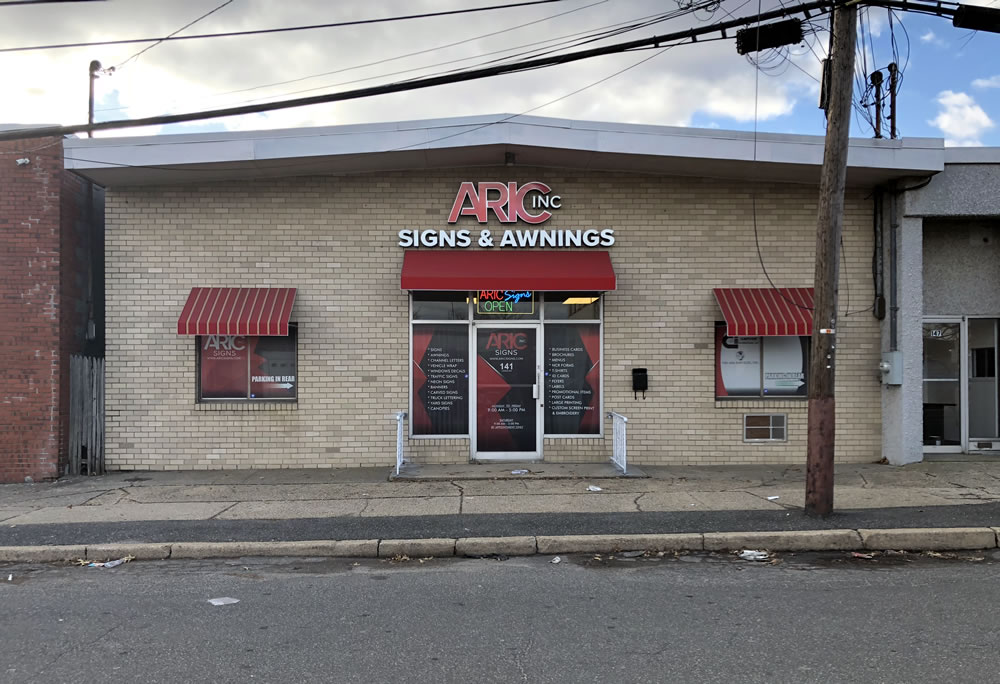 Long Island Sign Company Signs Long Island Aric Signs