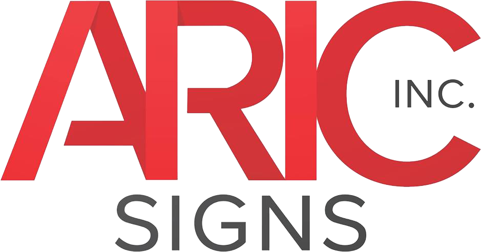 Aric Signs & Awnings footer logo